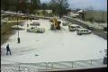 """""""中计了""""! 铲雪车停车场工作却遭遇意外"""